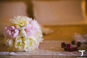bouquet sposa realizzato da Stylosofie Roma