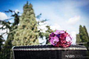 bouquet realizzato da Stylosofie floral designer roma